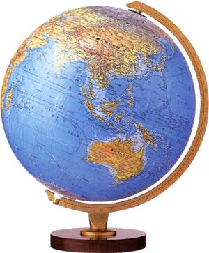 地球儀、その他 / 世界の国旗と...